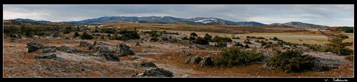 Panorama Aigoual - Copyright - Vincent Salabura