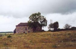 maison isolée de Margeride